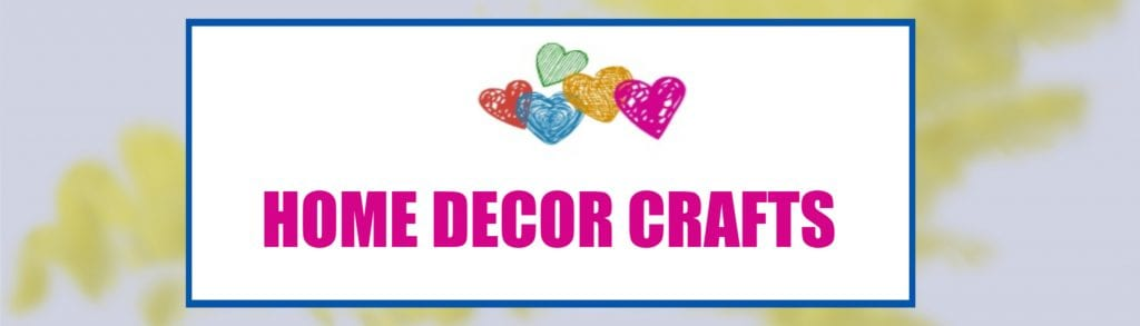 home decor crafts