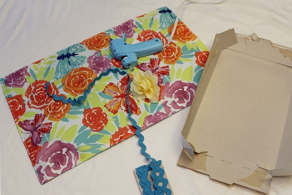 no sew envelope clutch