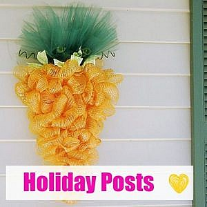 Holiday Posts - Spring