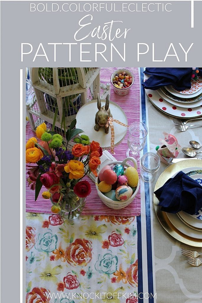 Easter Pattern Play
