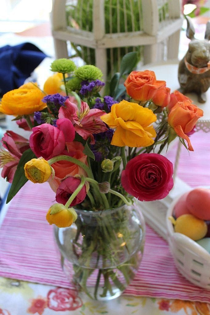 easter arrangements ideas