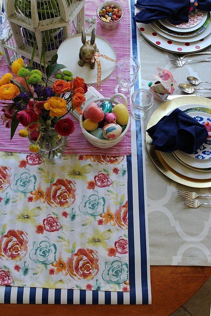cheap table decoration ideas
