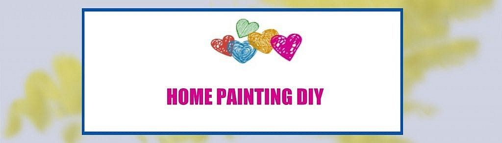 home painting diy