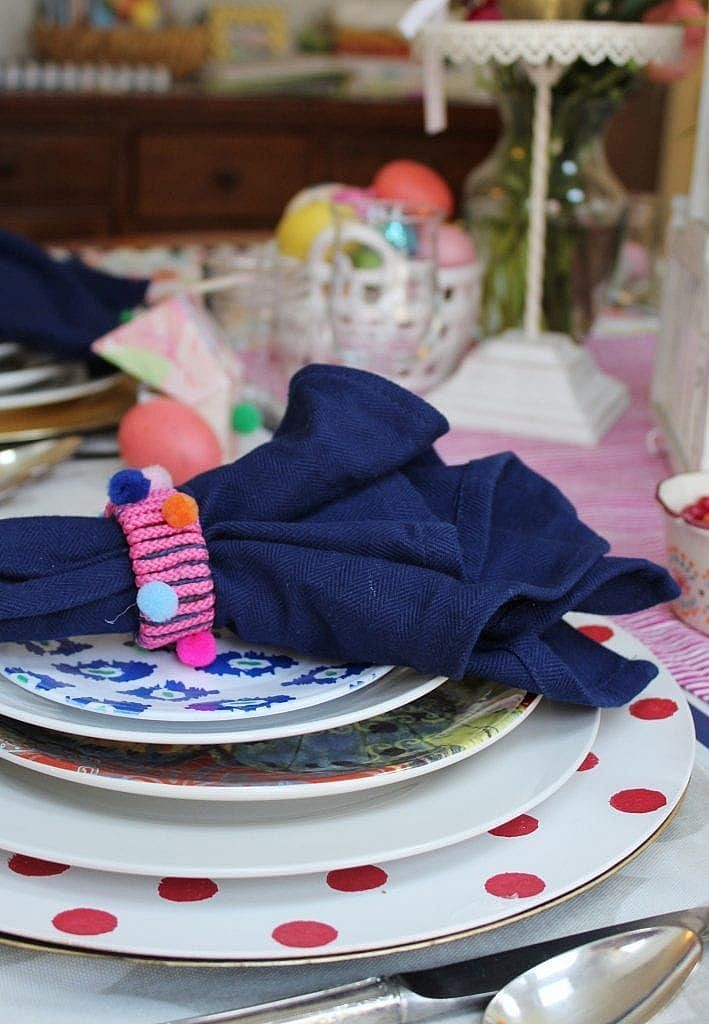 table ideas for easter