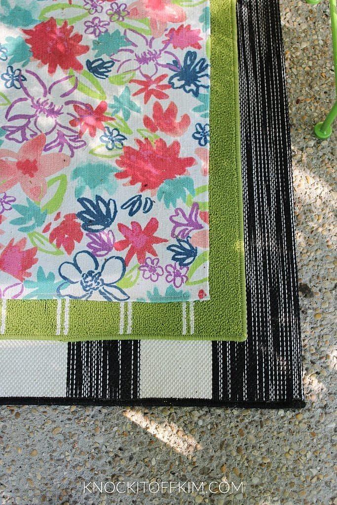 front porch door mat
