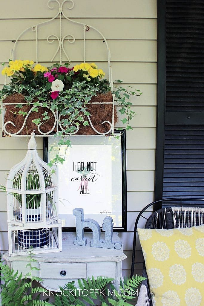 spring front door ideas