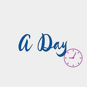 1 Day projects button