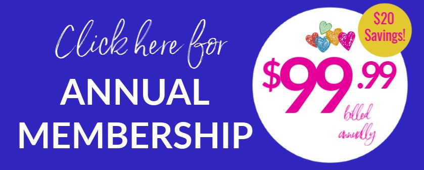 annual membership button